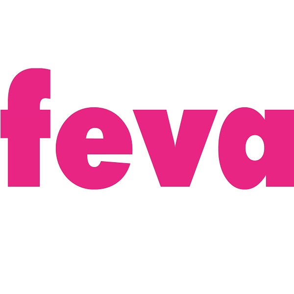 FEVA, Festival of entertainment and visual arts logo